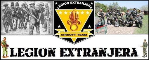legión extranjera