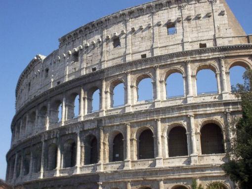 Roma Coliseo  crónicas italia
