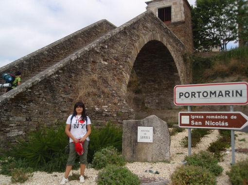Hacia santiago de Compostela Camino de Santiago